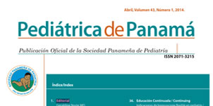 Revista Pediatrica de Panamá